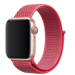 NEW HIBISCUS Breathable Strap Loop For Apple Watch